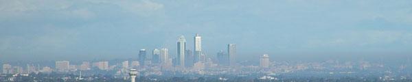 Atlantas skyline