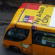 Larslejsstræde har fået el-busser, om end ikke noget stoppested