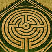 gulvmønster fra rådhuset