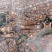luftfoto over Vatikanet
