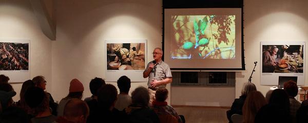 Torkild Ljørring fortæller om perspektiverne ved Urban Farming