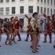 Skt. Hans Torv - boliviansk karnevalsdans; Saya Caporal